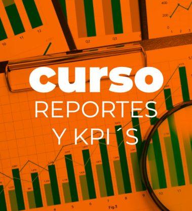 Curso Reportes y KPI's